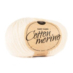 Cotton Merino Natur