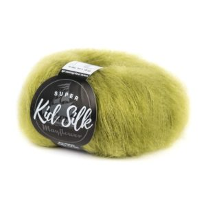 Mayflower Super Kid Silk Lime