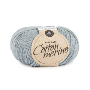 Mayflower Cotton Merino Solid Lys Aquamarine